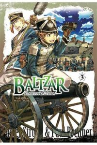 BALTZAR: EL ARTE DE LA GUERRA 03