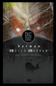 Batman: Asilo Arkham (Biblioteca DC Black Label)