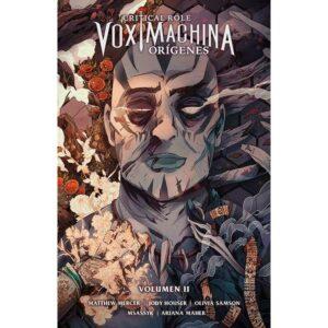 [CRITICAL ROLE] VOX MACHINA: ORÍGENES – VOLUMEN II