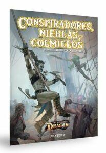 AVENTURAS EN VOLDOR VOL.2: CONSPIRADORES NIEBLAS Y COLMILLOS