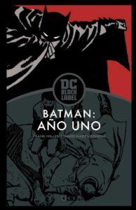 Batman: Año Uno (Biblioteca DC Black Label) (3ª Edición)