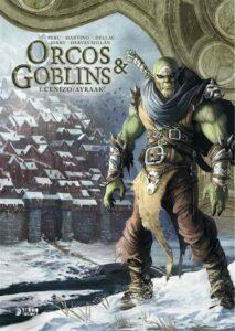 ORCOS Y GOBLINS # 03 CENIZO / AYRAAK