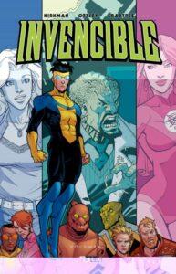 INVENCIBLE. VOLUMEN 3