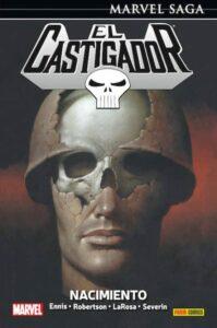 EL CASTIGADOR 1: NACIMIENTO