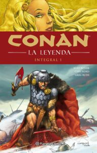 Conan La Leyenda Integral Nº 01/04