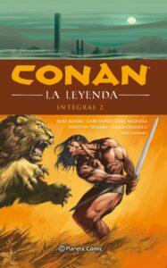 Conan La Leyenda Integral Nº 02/04
