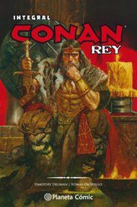 Conan Rey Integral