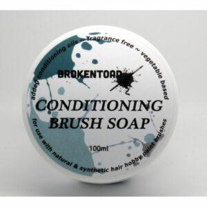 Broken Toad – Conditioning Brush Soap