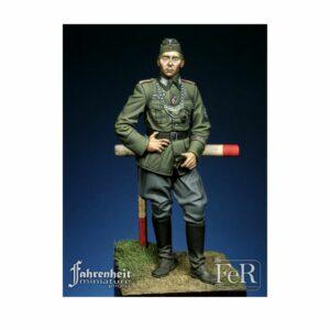 Feldgendarmerie Officer, 1941