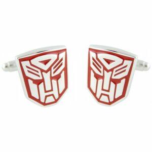 Gemelos Autobots Transformers Rojo