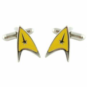 Gemelos Star Trek Amarillo