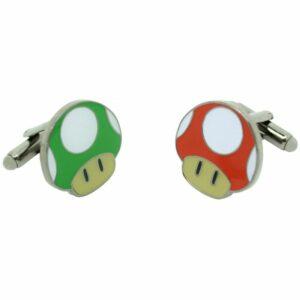 Gemelos Seta Roja Y Verde Super Mario Bros