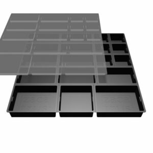 Zacabox: La Bandeja Organizadora Modular
